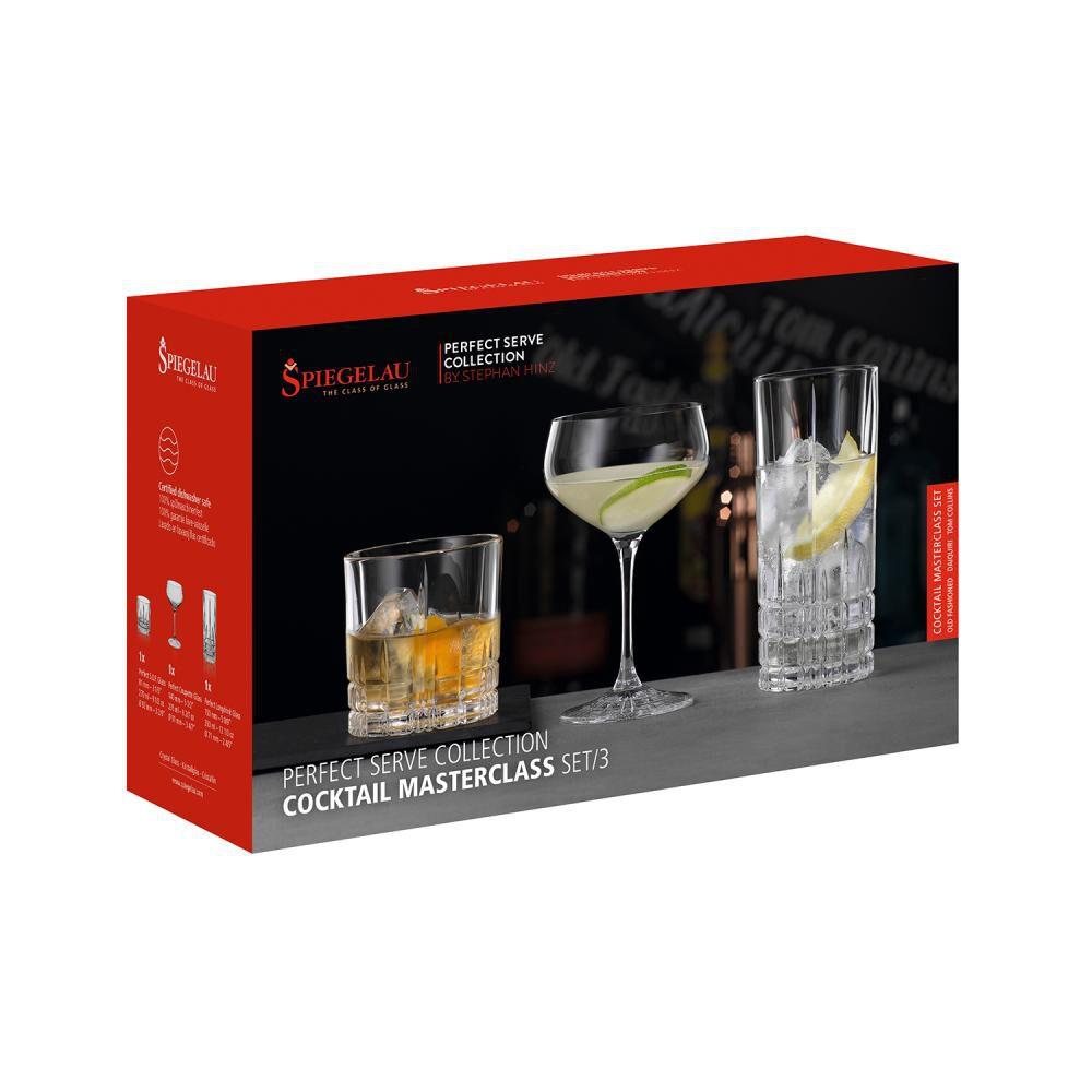 Set De Vasos Spiegelau Cocktail Master Class / 3 Piezas image number 1.0
