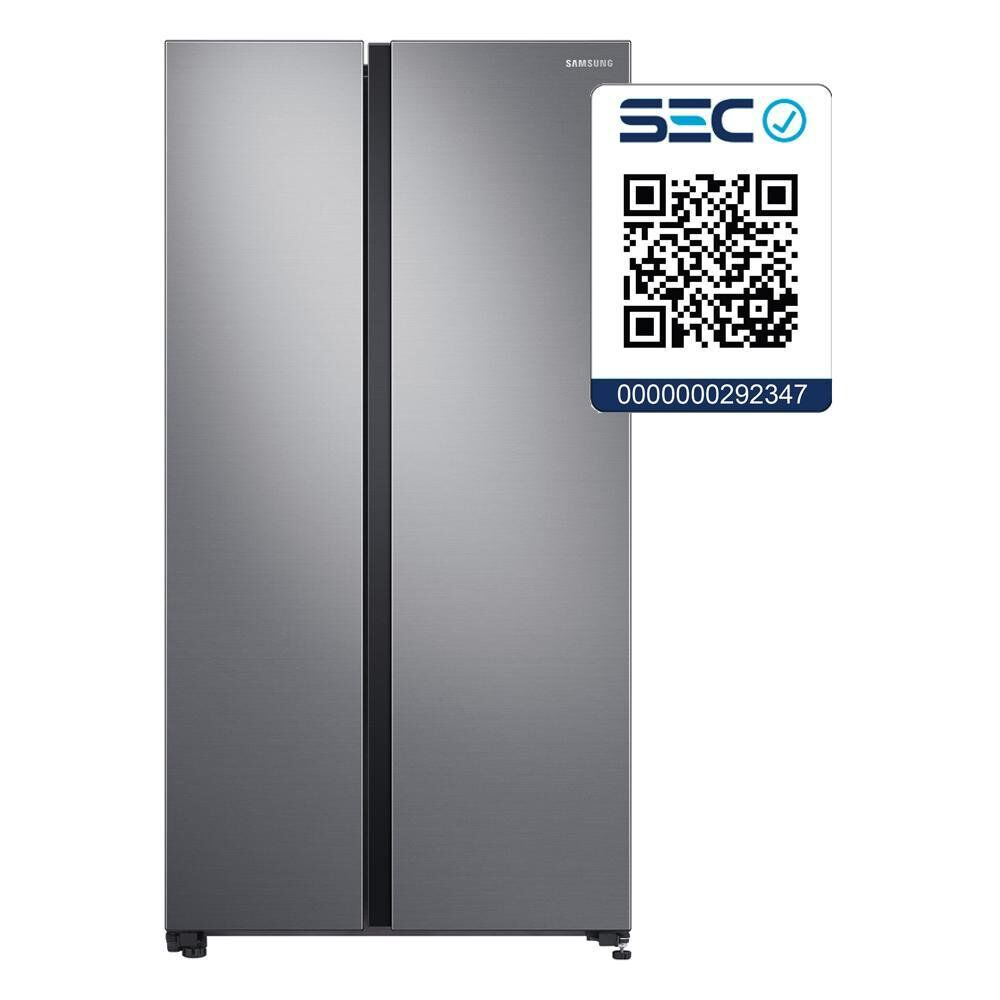 Refrigerador Side By Side Samsung   Rs62R5011M9/Zs / No Frost / 647 Litros image number 1.0
