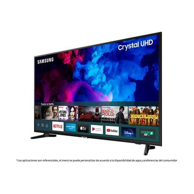"Led Samsung TU7090 / 50"" / Crystal UHD / Smart Tv"
