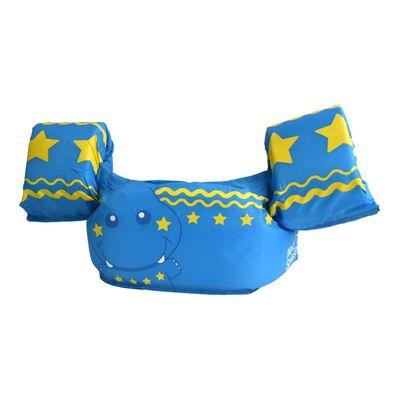 Chaleco Con Alitas Gamepower Hipopótamo Azul