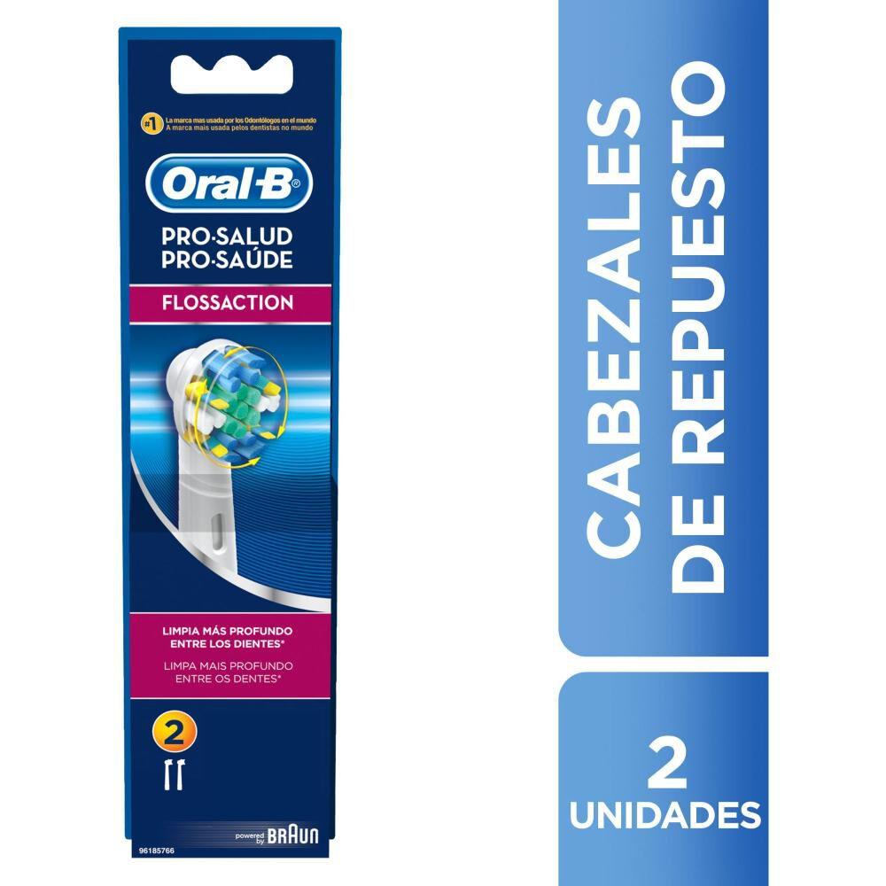 Cepillo De Dientes Oral-B Floss Action image number 0.0