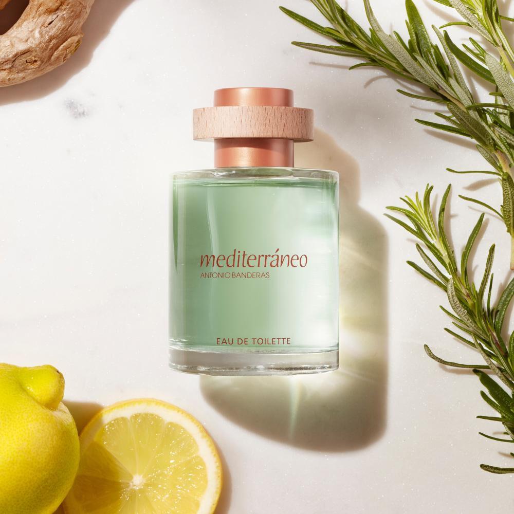 Perfume Mediterraneo Antonio Bandera / 50 Ml / Eau De Toillete + Desodorante image number 3.0