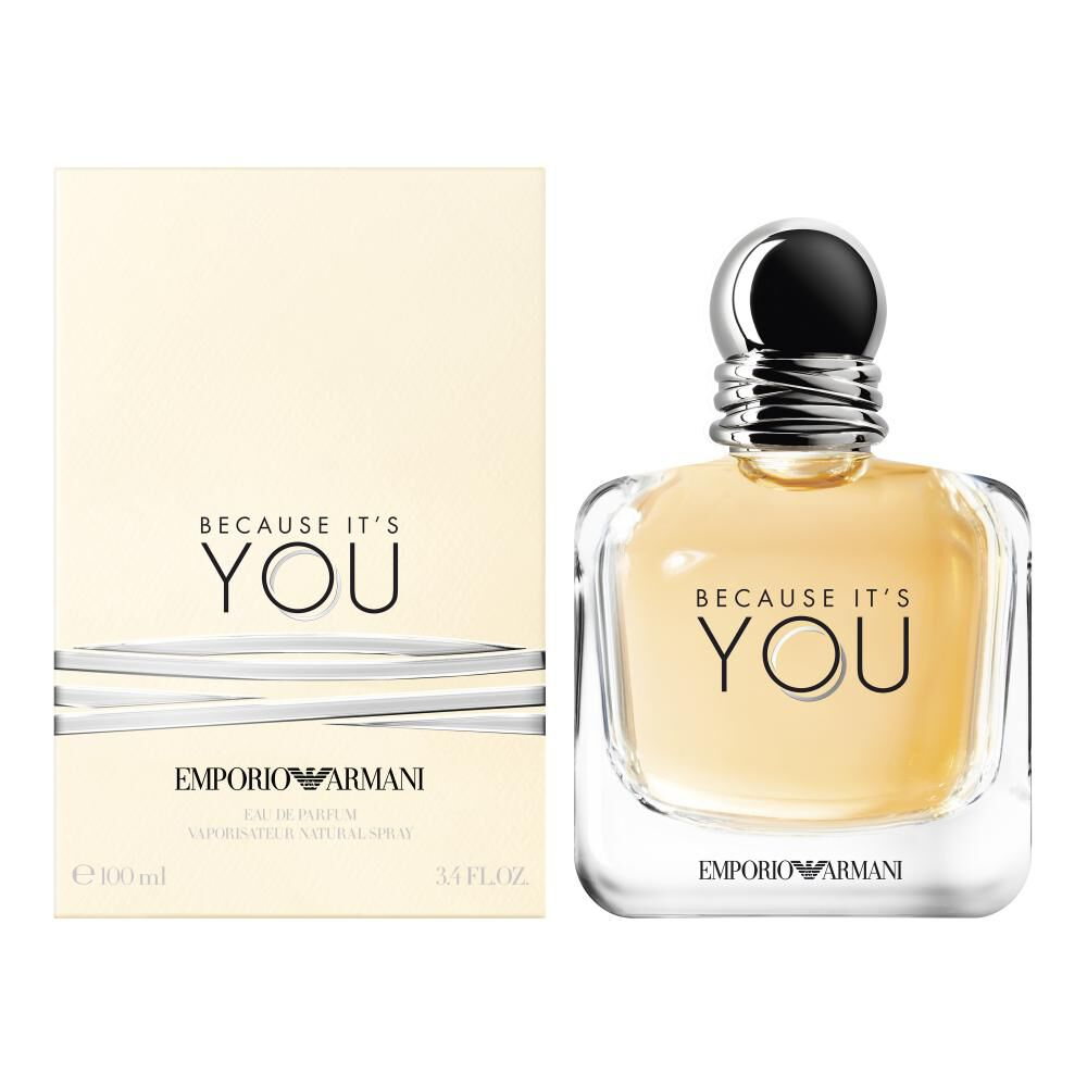 Perfume Giorgio Armani Because Its / 100Ml / Edp image number 0.0