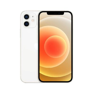 Smartphone Apple Iphone 12 Mini Reacondicionado Blanco / 64 Gb / Liberado
