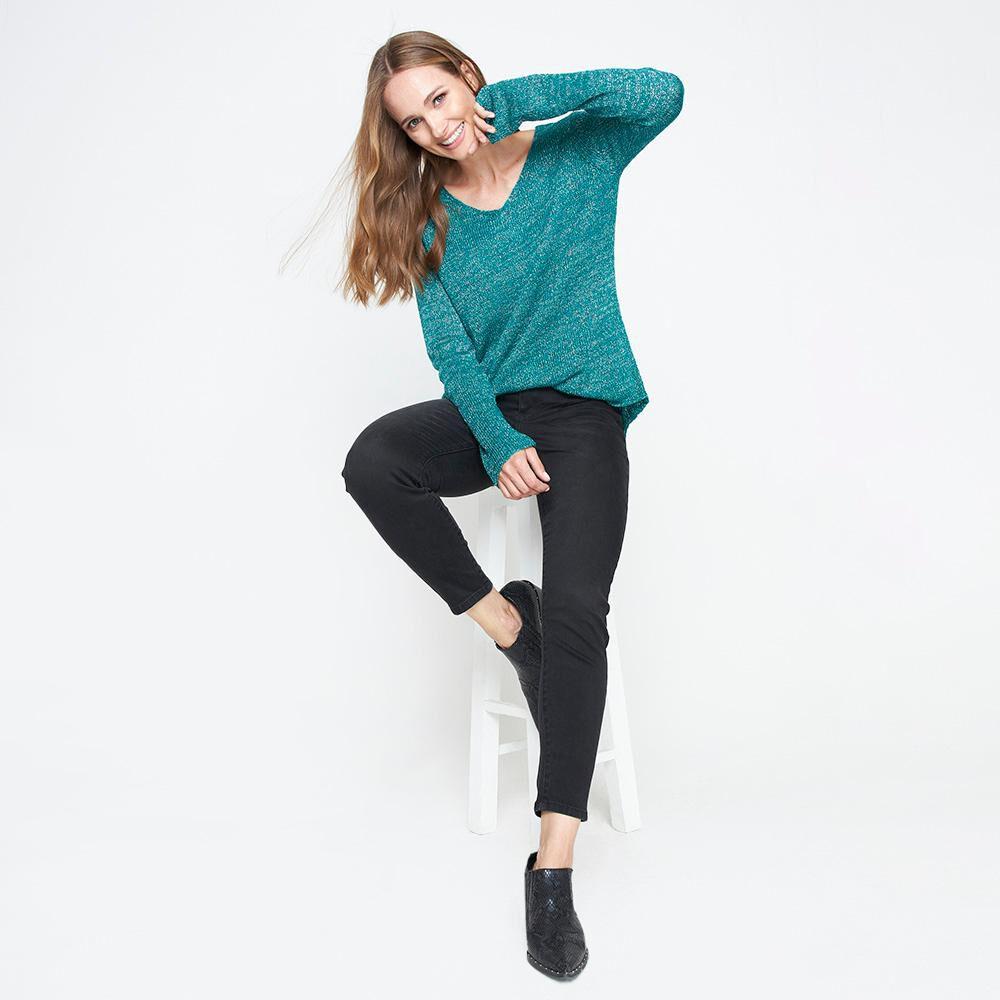 Sweater Mujer Kimera image number 1.0