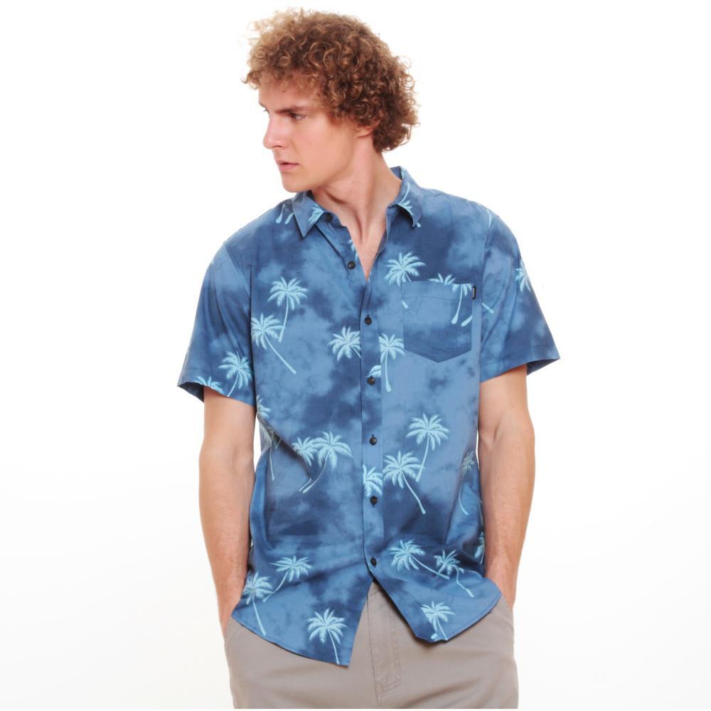 Camisa Hombre Maui Azul image number 0.0