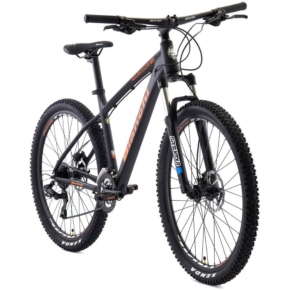 Bicicleta Mountain Bike Bianchi Sx Aggressor Hyd / Aro 27.5 image number 3.0