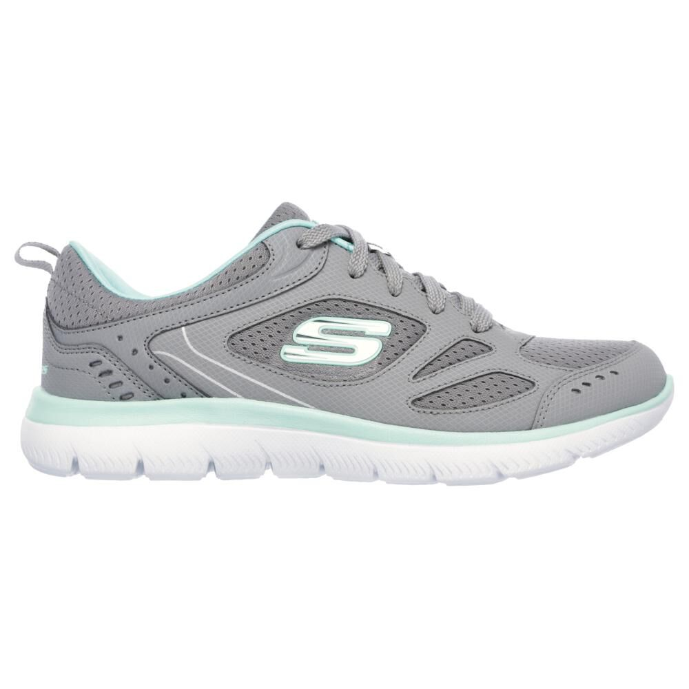 Zapatilla Running Mujer Skechers Summits-suited image number 1.0