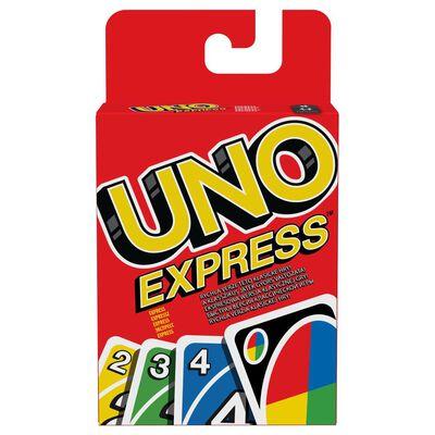 Uno Cartas Juego De Cartas Uno Express