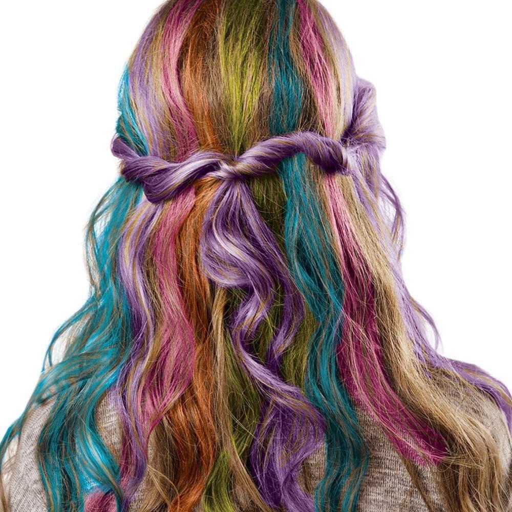 Set De Belleza Fashions Angels Rainbow Hair Painting Kit image number 3.0