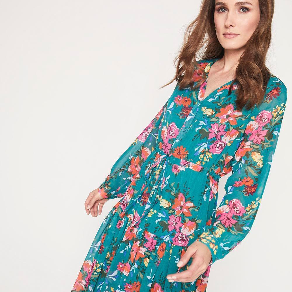 Vestido  Mujer Kimera image number 4.0
