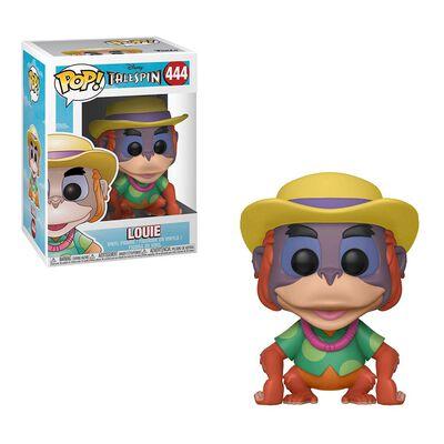 Figura De Acción Funko Pop Disney Talespin / Louie W Chase