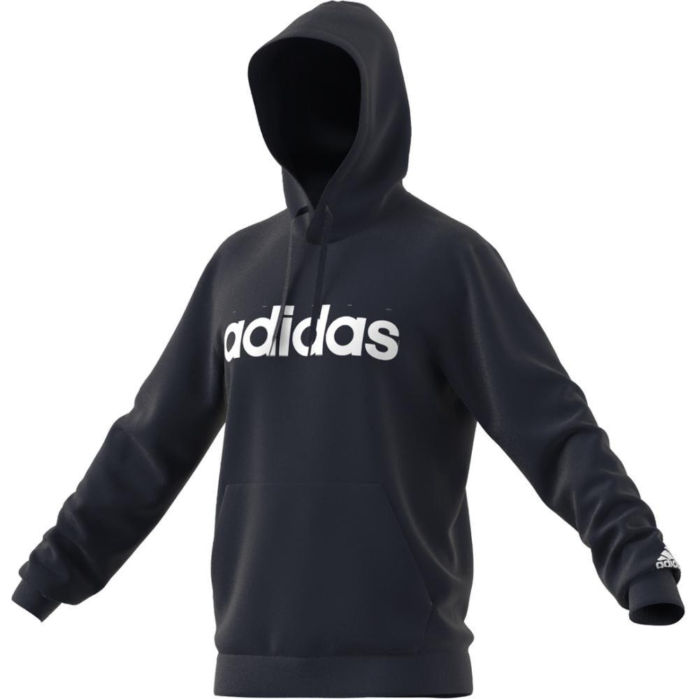 Polerón Deportivo Hombre Adidas Essentials Hoodie image number 5.0