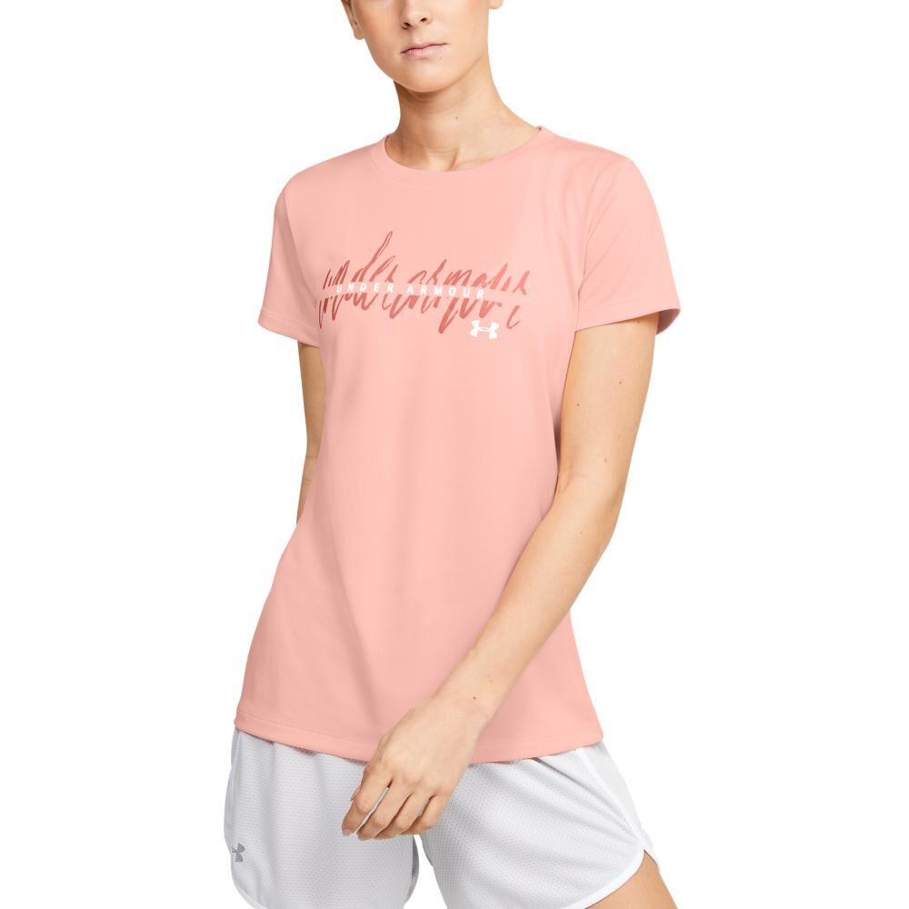 Polera Mujer Under Armour image number 0.0