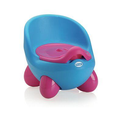 Bacinica Flúor Azul Bebeglo Rs-17880