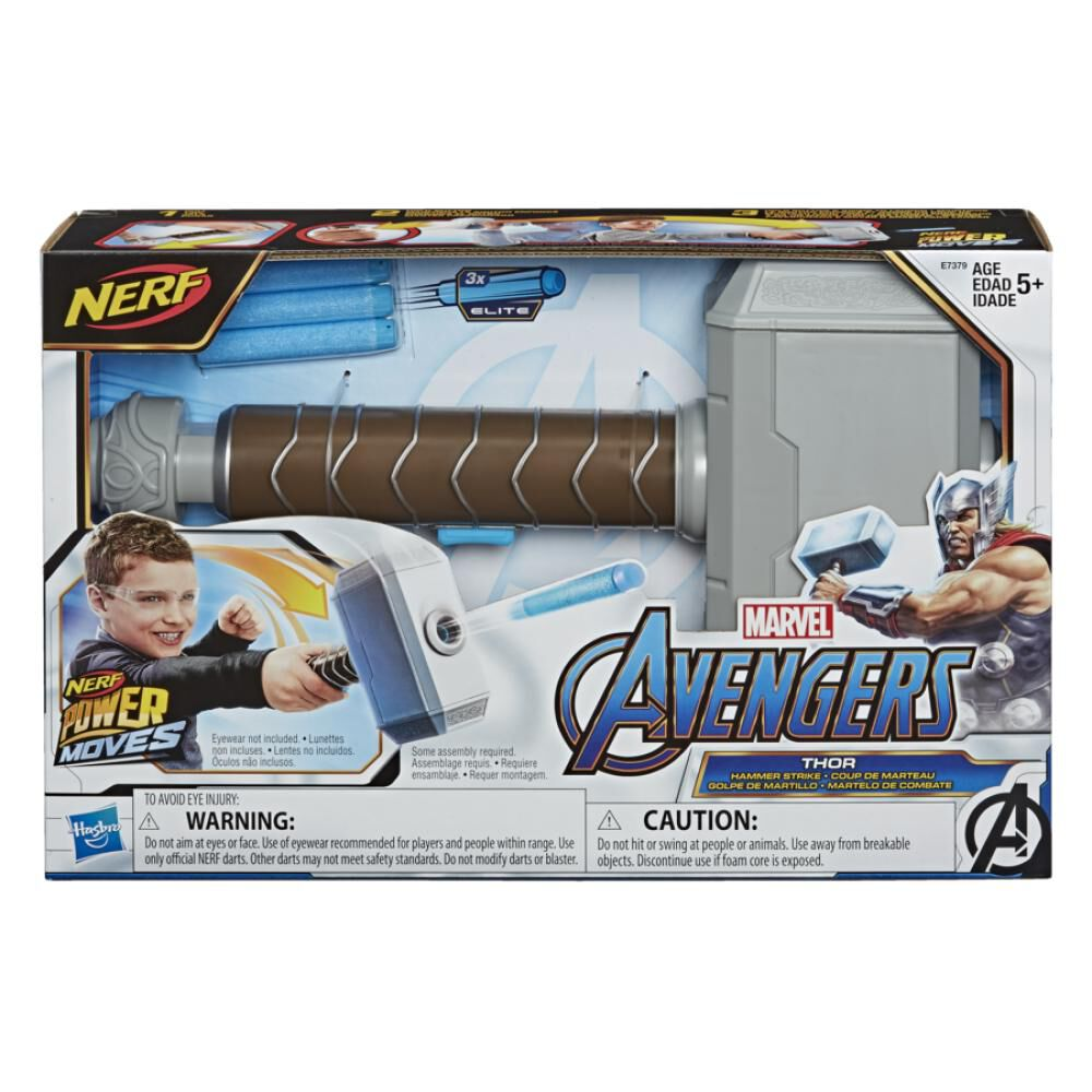 Juguete Interactivo Avenger Role Play Thor image number 1.0