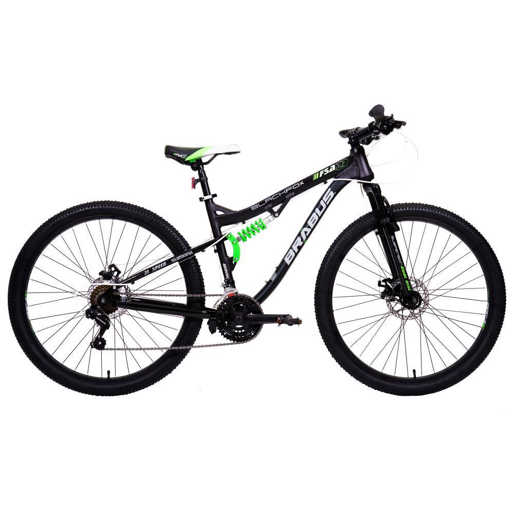 Bicicleta Mountain Bike Brabus Blackfox / Aro 27.5 image number 0.0