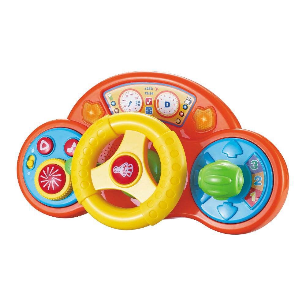 Juego Didactico Hitoys Play N Learn Driver image number 0.0