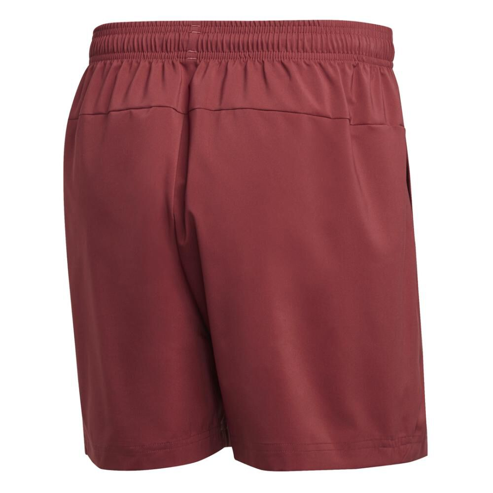 Short Deportivo Hombre Adidas Essentials Plain Chelsea image number 8.0