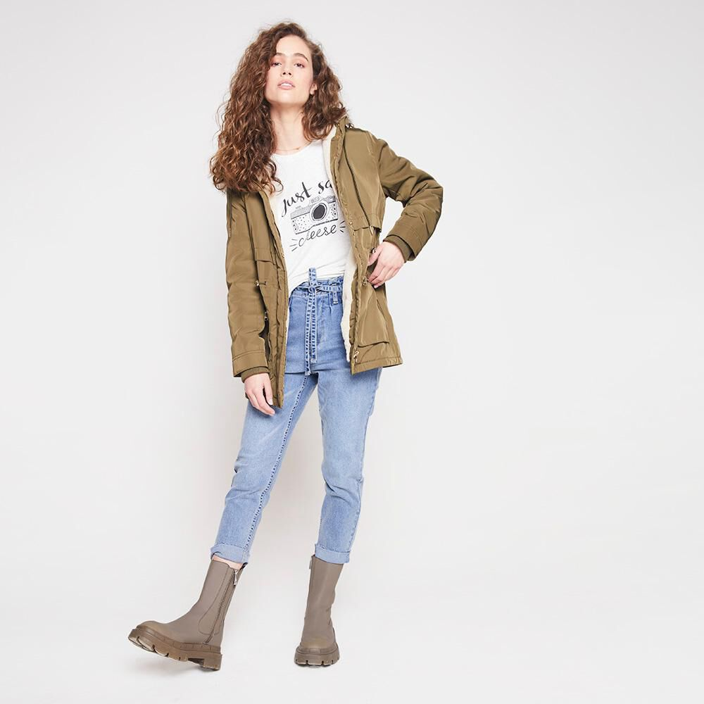 Chaqueta Mujer Freedom image number 1.0