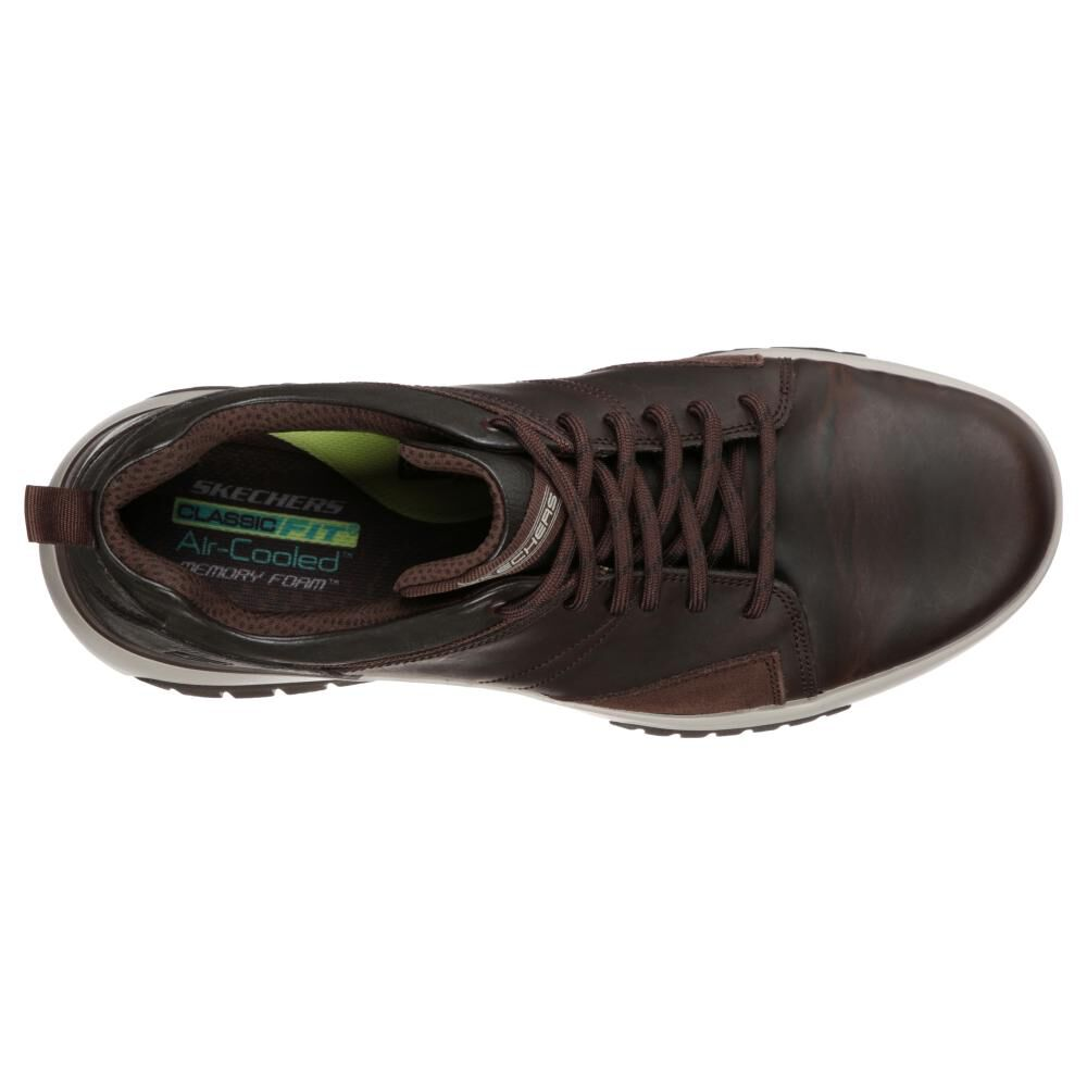 Zapato Casual Hombre Skechers Bellinger 2.0 - Aleso image number 4.0