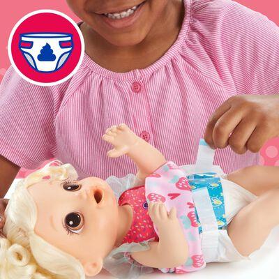 Muñeca Baby Alive Bebé Batidos Mágicos (rubia)