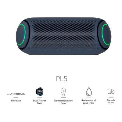 Parlante Bluetooth LG XBOOM Go PL5 2020
