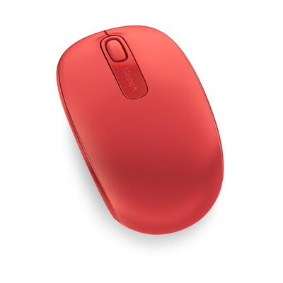 Mouse Microsoft 1850 Flame Red
