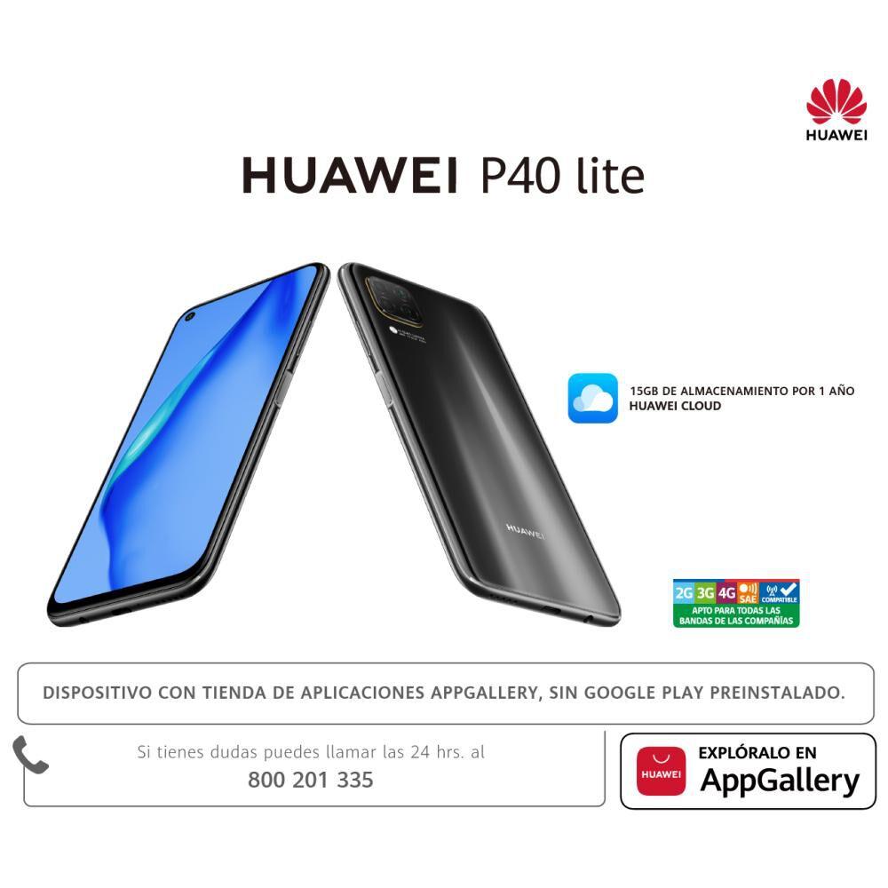 Smartphone Huawei P40 Lite  /  128 Gb   /  Liberado image number 6.0