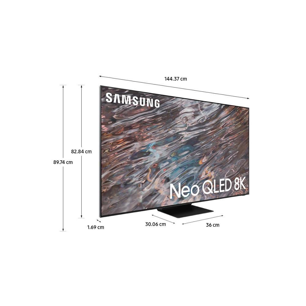 """Qled Samsung QN800A / 65 """" / 8k / Smart Tv image number 6.0"""