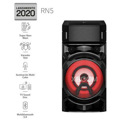 Minicomponente LG Torre De Sonido RN5 2020