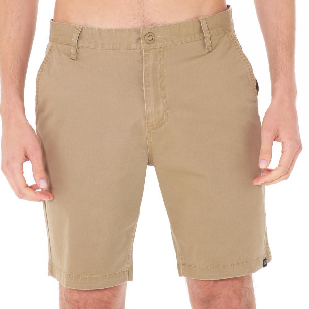 Short Hombre Maui Liso Khaki image number 0.0