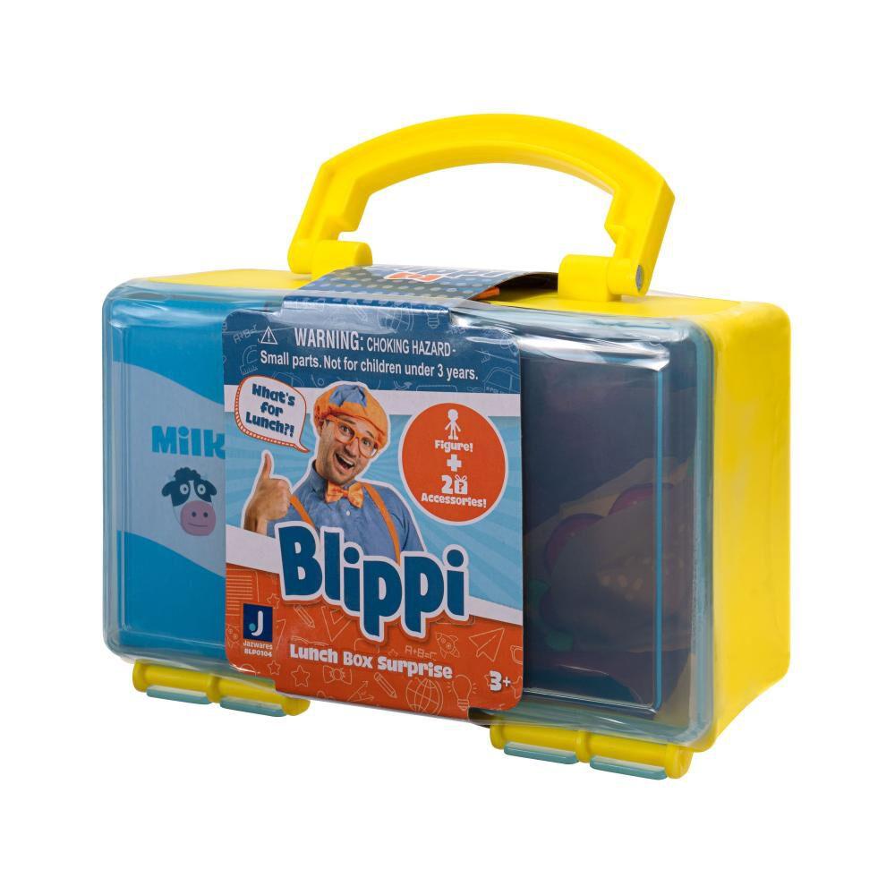 Juguete Educativo Blippi Mini Lonchera Construcción image number 1.0