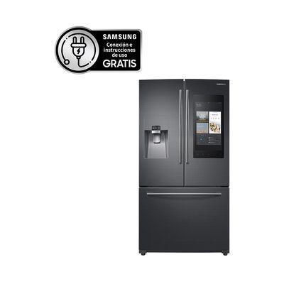 Refrigerador Samsung No Frost, French Door Rf265beaesg 582 Litros, 401 A 600 Litros