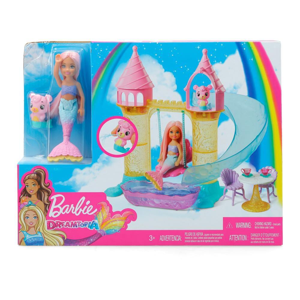 Muñeca Barbie Dreamtopia image number 0.0