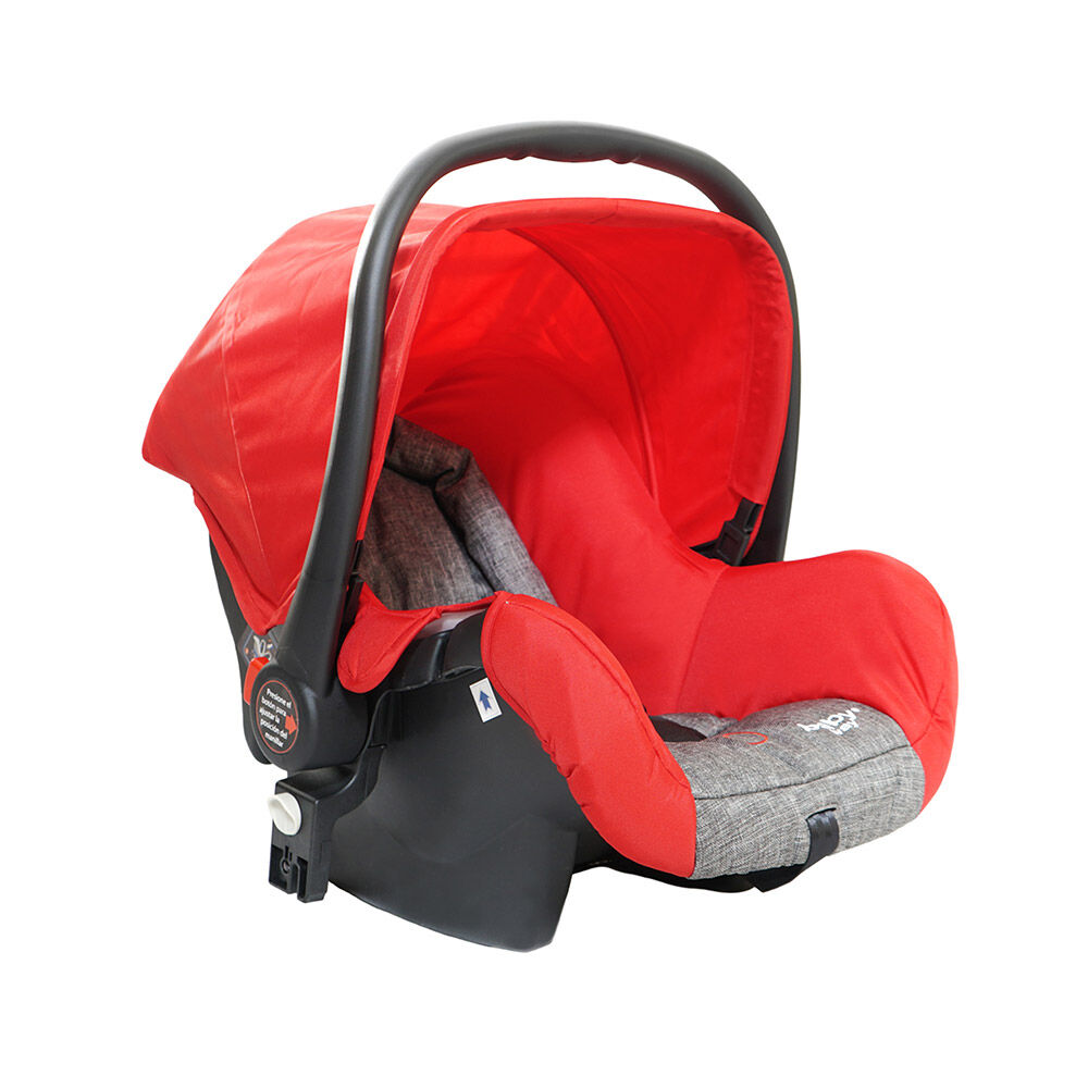 Coche Travel System Baby Way Bw-412R18 image number 3.0