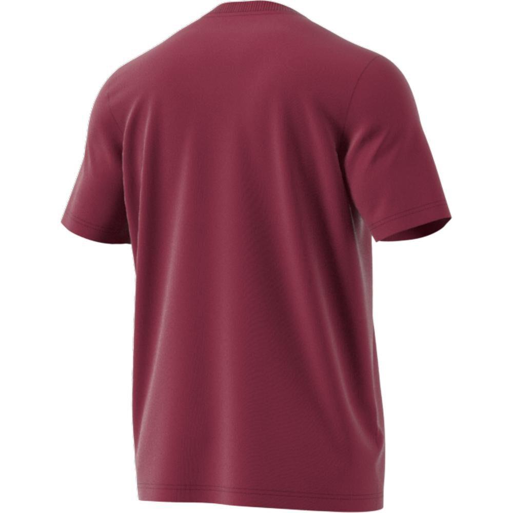 Polera Hombre Adidas Estampado De Frutas Lil Stripe image number 7.0