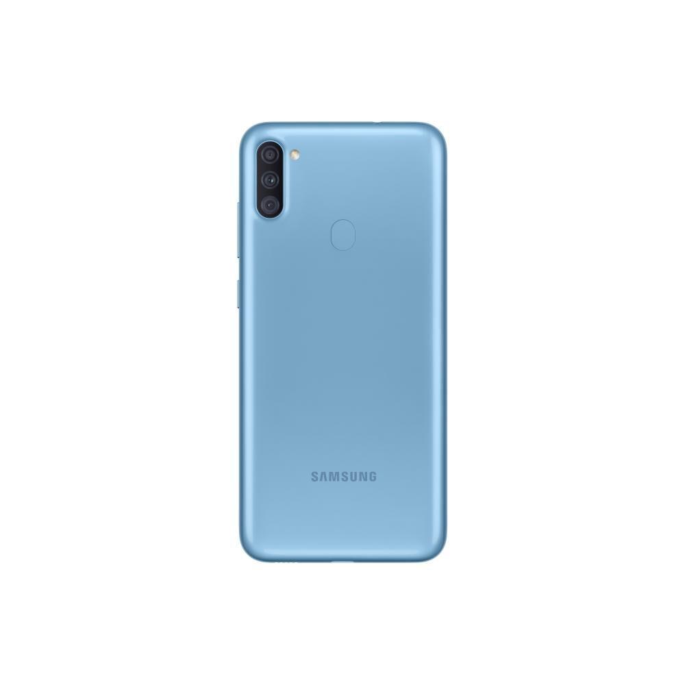 Smartphone Samsung Galaxy A11  Azul  /  32 Gb   /  Liberado image number 1.0