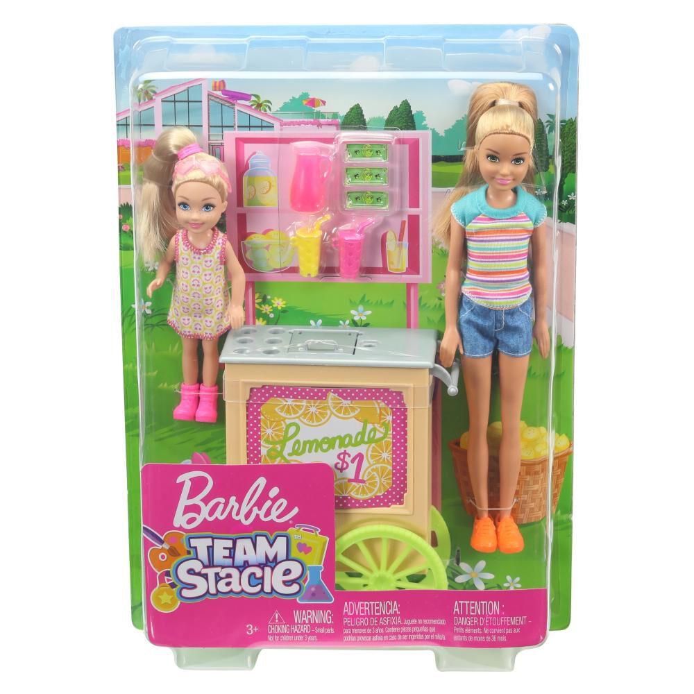 Muñeca Barbie Stand De Limonada image number 3.0
