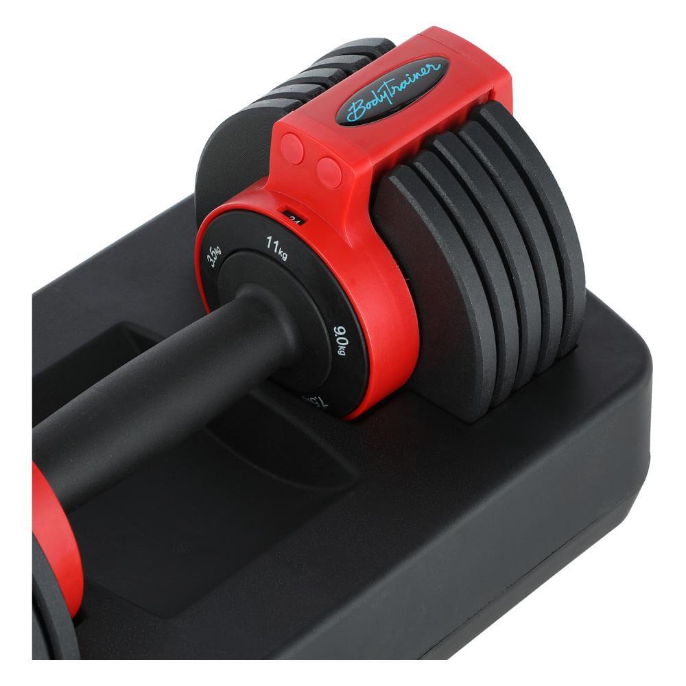 Mancuerna Ajustable Bodytrainer Dumbbell 11a image number 2.0