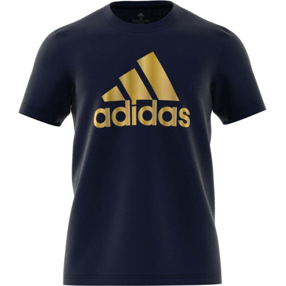 Camiseta 8-bit Graphic Foil Hombre Adidas image number 7.0