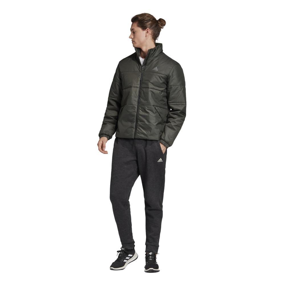 Parka Cuello Alzado Acolchado Con Relleno De Alto Aislamiento Térmico Hombre Adidas image number 0.0