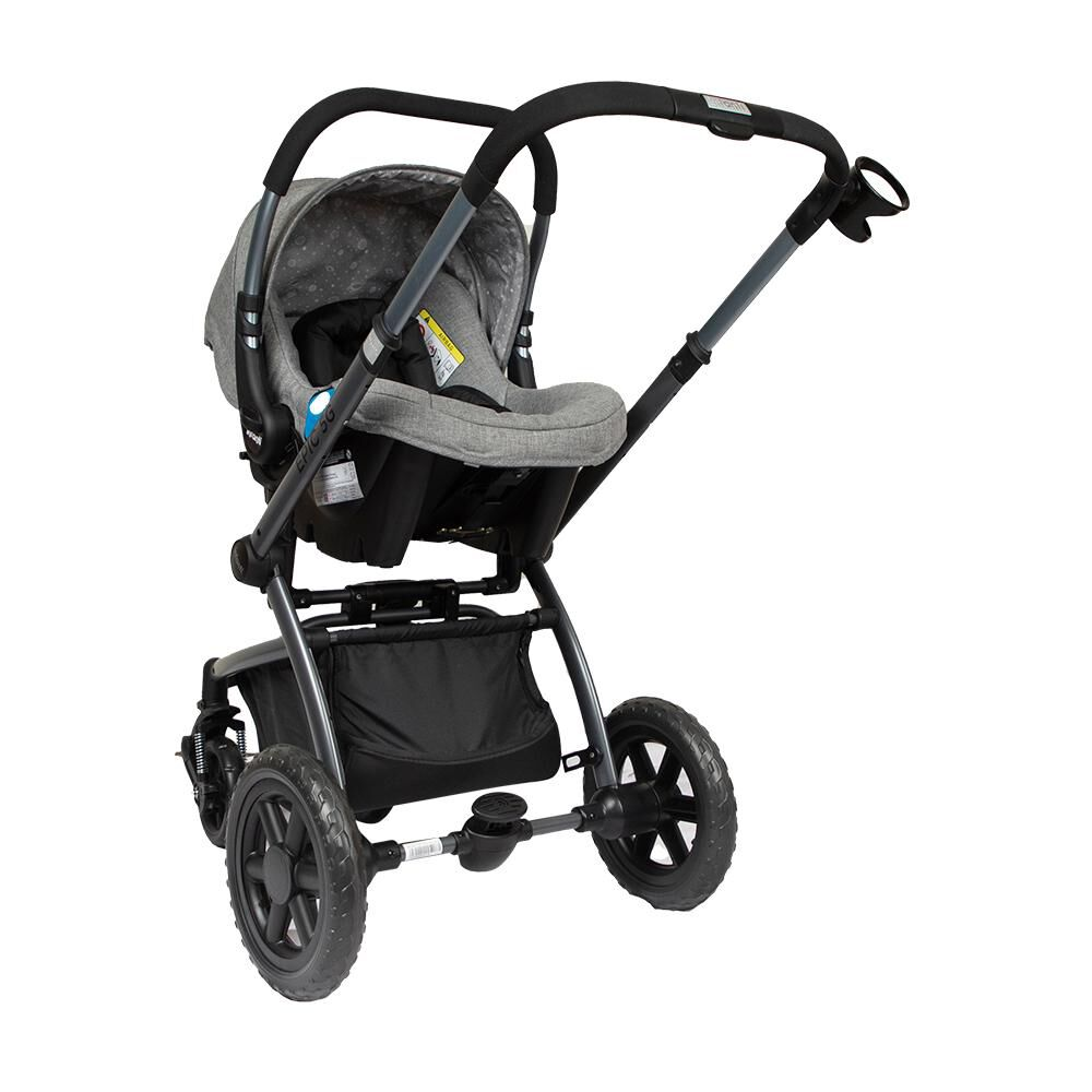 Coche Travel System Infanti System Epic 5g Grey image number 1.0