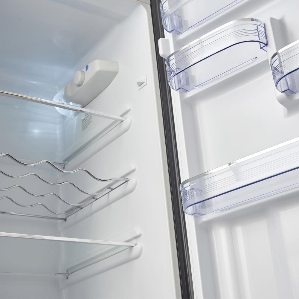Refrigerador Libero Retro Lrt-210Dfnr Negro / Frío Directo / 203 Litros image number 3.0