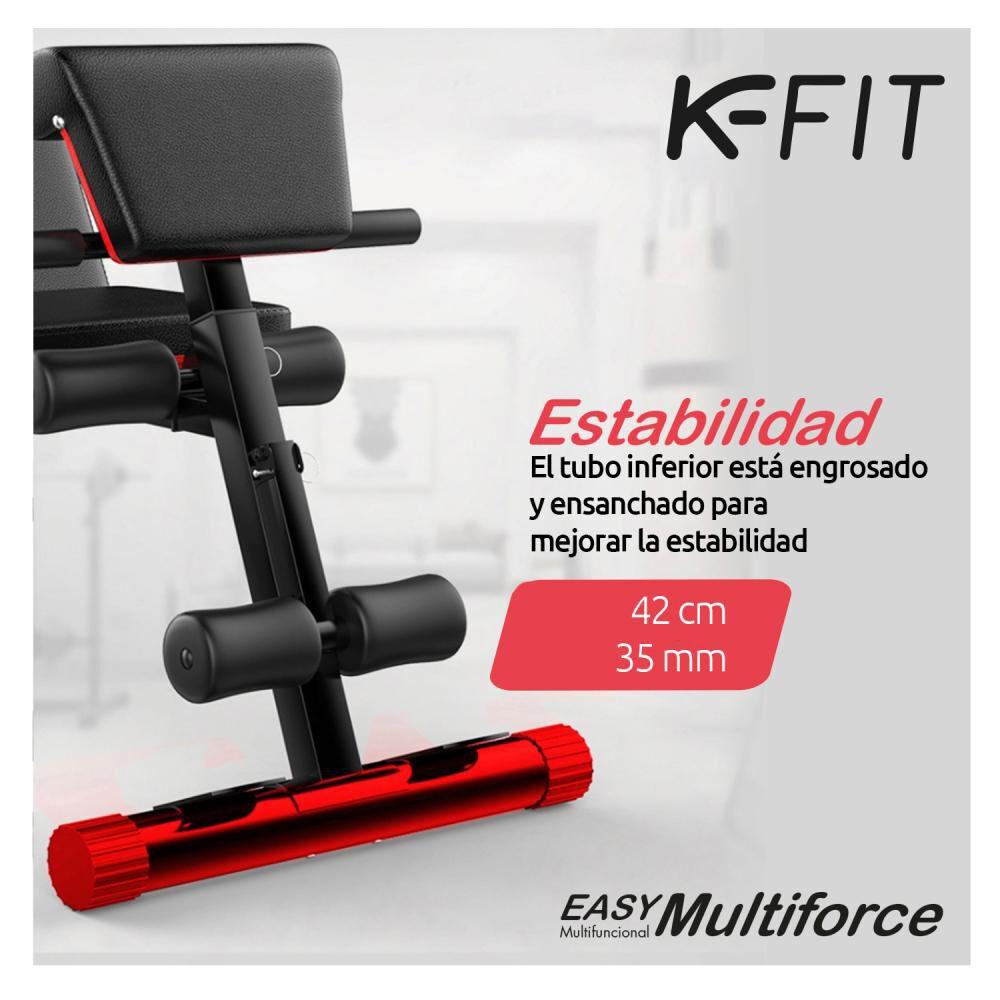 Home Gym Banco De Ejercicios K-fit R6012 image number 5.0