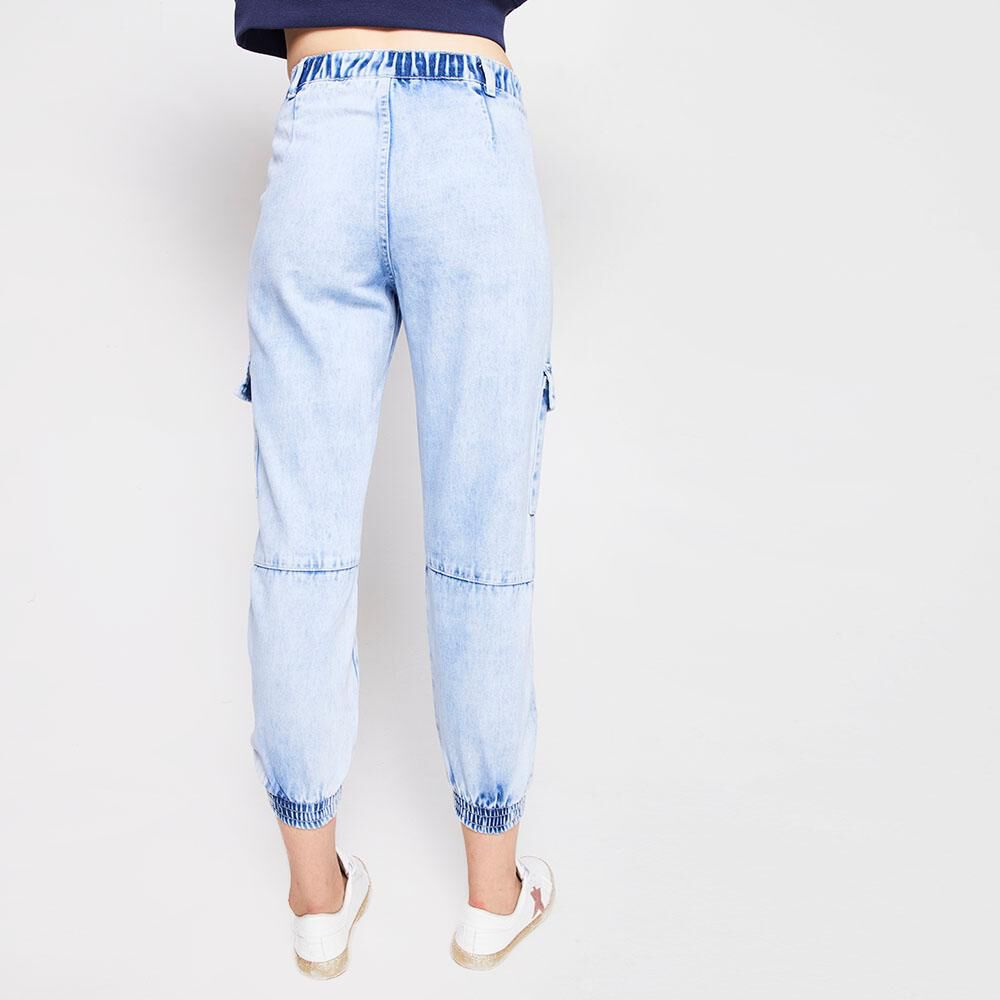 Jeans Mujer Tiro Medio relaxed Freedom image number 2.0