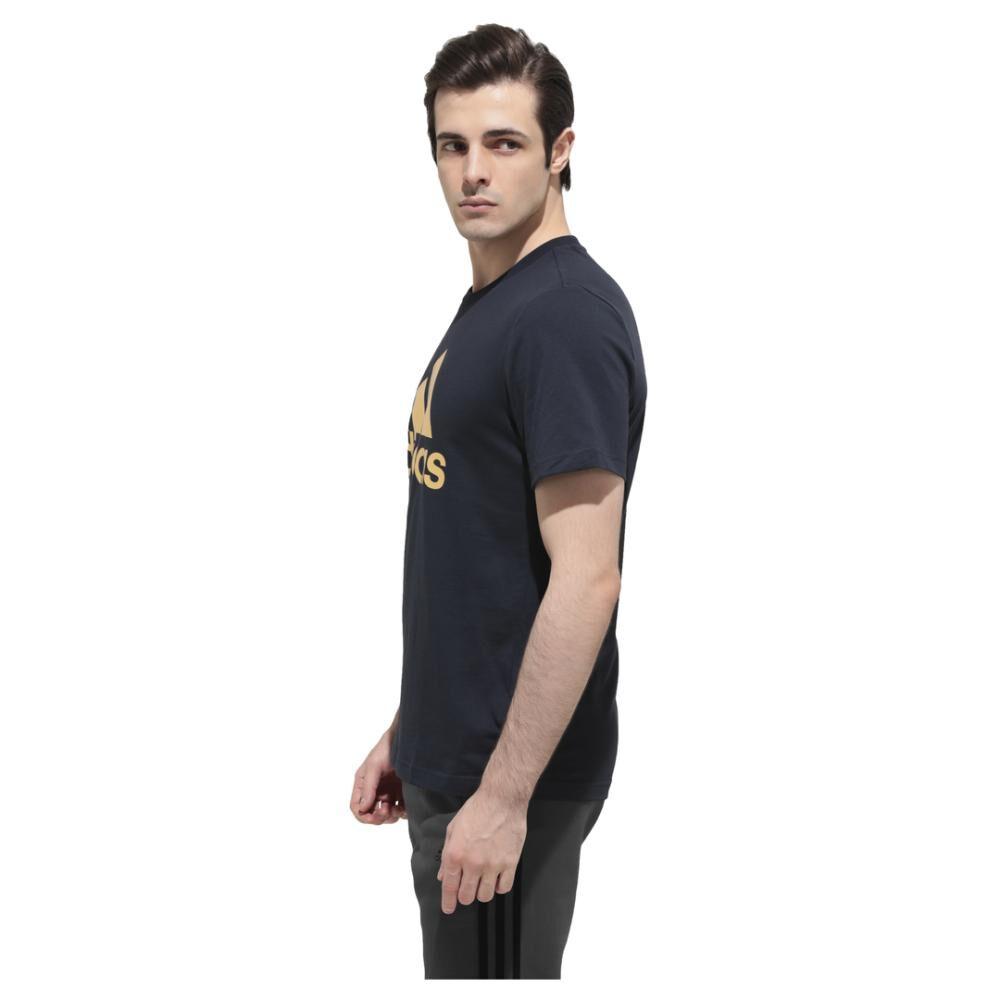 Camiseta 8-bit Graphic Foil Hombre Adidas image number 1.0