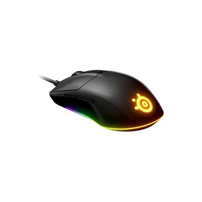 Mouse Gamer Steel Series Rival 3