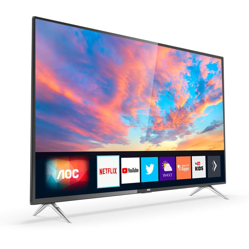 "Led AOC 50U6295 / 50"" / Ultra Hd / 4K / Smart Tv image number 1.0"