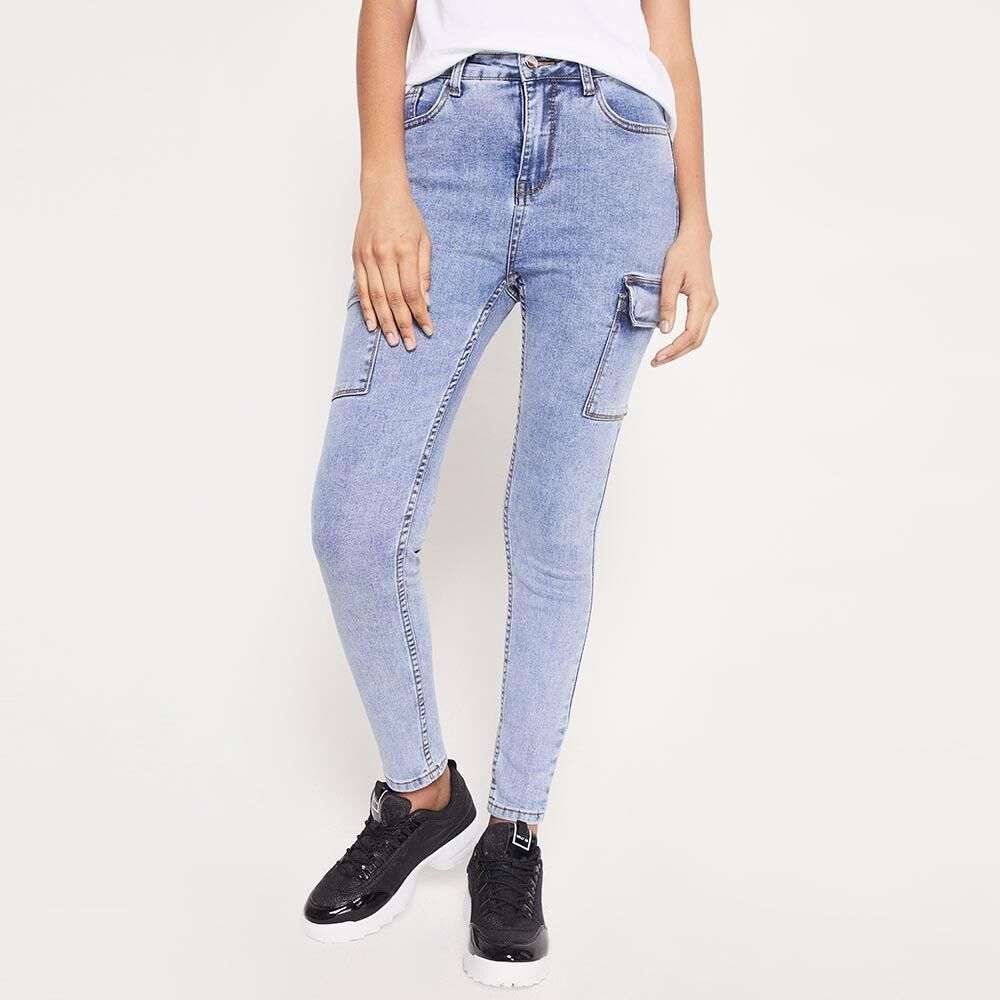 Jeans   Mujer Rolly Go image number 0.0